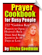 Prayer Cookbook for Busy People (ebook)