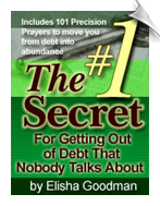 #1 Secret for Getting Out of Debt (ebook)